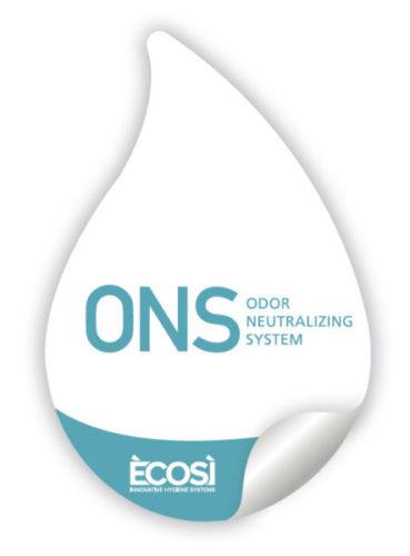 Logo certificazione goccia