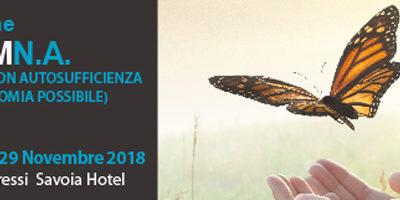 Forum della non autosufficienza 2018